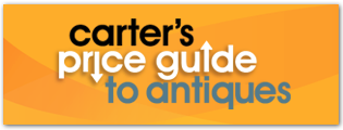 Carter's Price Guides to Antiques and Collectables
